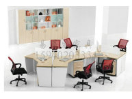 板式办公桌02