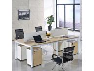 钢木结合桌055