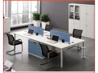 钢木结合桌056
